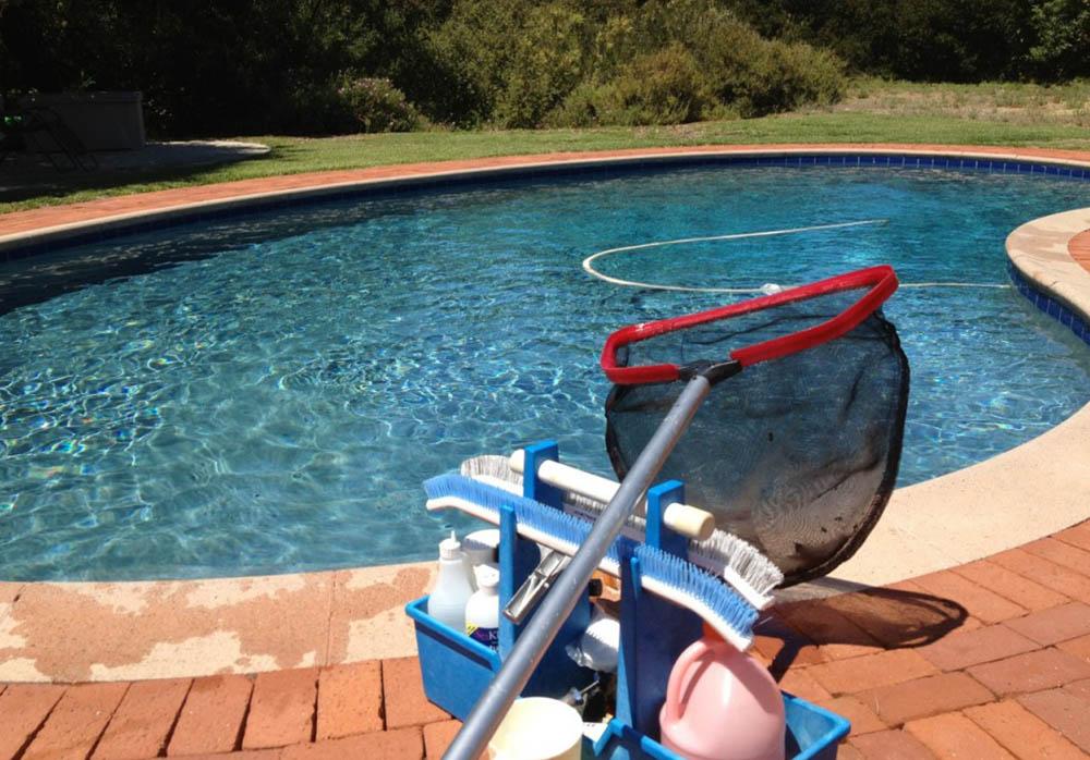 Havuz Bakım Hizmetleri