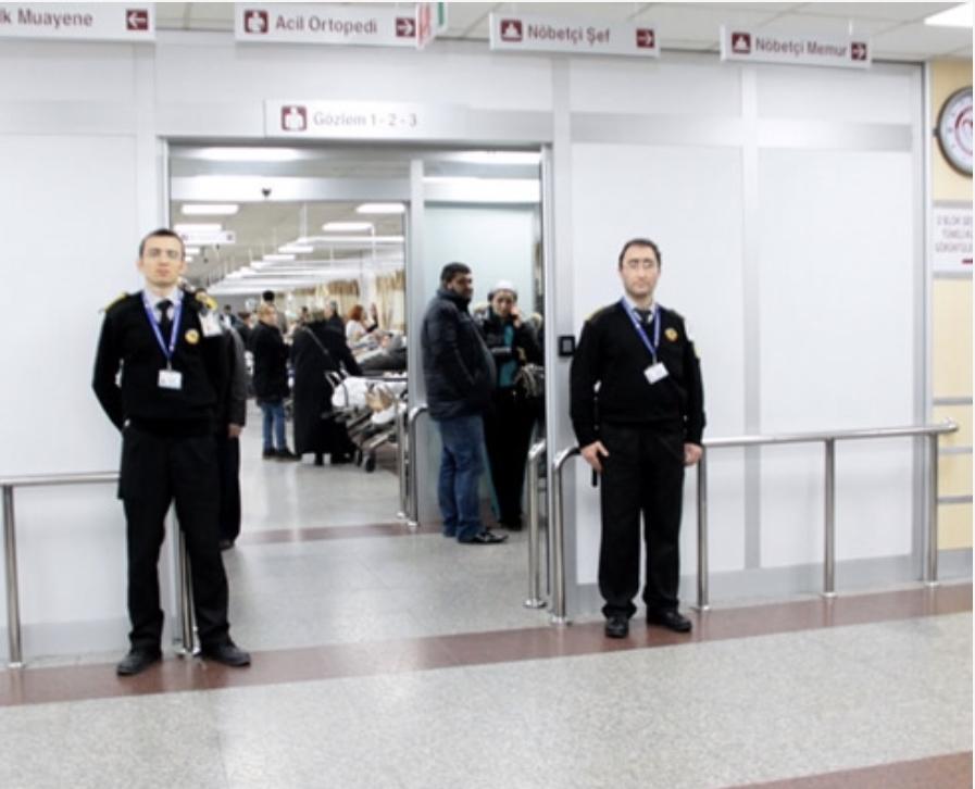 Hastane Güvenlik